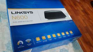 Linksys e2500 2.4 and 5ghz