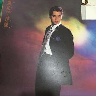 Chinese vinyl record - Alan Tam