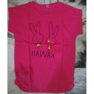Lady T-Shirt (Pink)