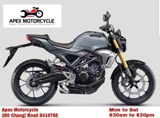 Honda CB150R Brand New for sale