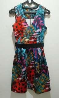 Colourful Dress Closet