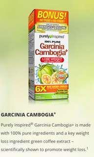 Garcinia Cambogia+