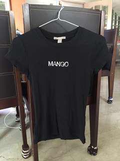 Authentic Mango Basic Tee