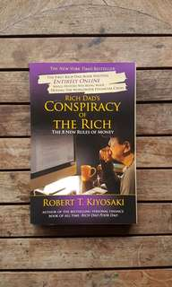 Rich Dad's Conspiracy of The Rich by Robert Kiyosaki