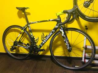 Specialized Peter Sagan Tarmac SL5 Size 54