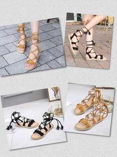 🚚 羅馬涼鞋