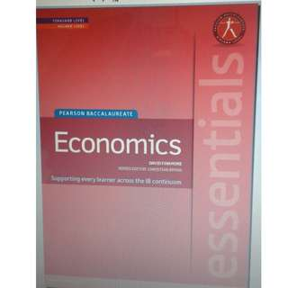Economics - ESSENTIALS - David Finamore - Pearson 2014