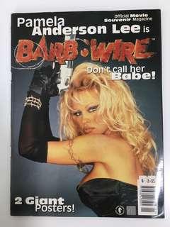 Barb-Wire movie magazine