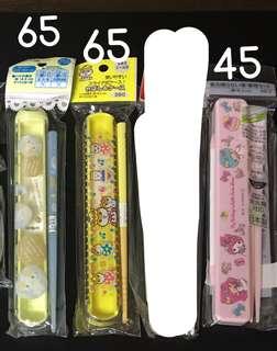 Sanrio 絕版 筷子