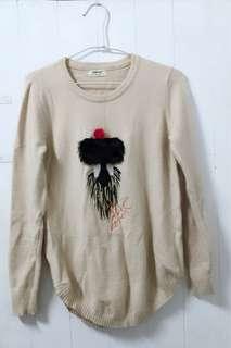 🚚 時尚造型毛衣