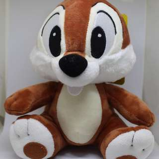 Chip soft toy 8""