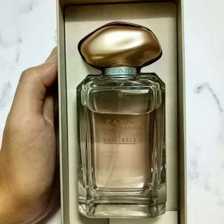 Parfum Zara Woman Rose Gold