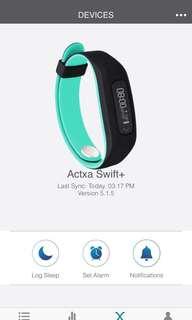 Actxa Tracker