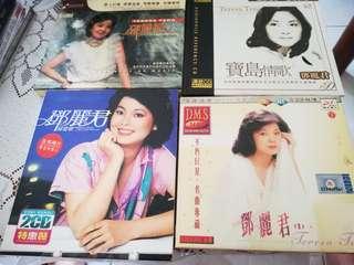 Teresa Teng's CD's