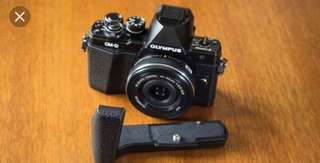 Olympus Omd Em10 ii Mark 2 FULL SET 2 lenses