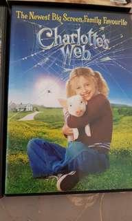 Charlotte's Web, Dvd