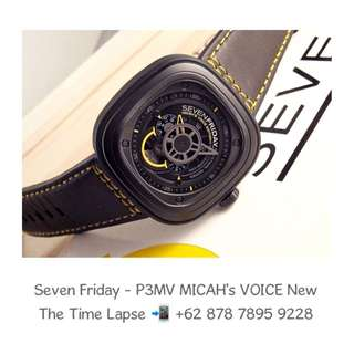 Seven Friday - P3MV 'MICAH's VOICE' - Limited 99 piece (New in Box)