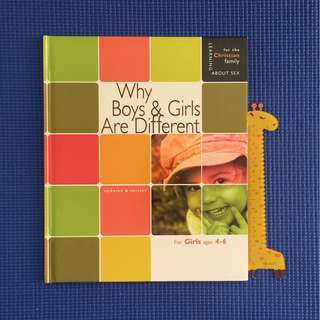 Why Are Boys and Girls Different?(for girls)