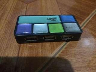 USB mini hub 2.0 hispeed