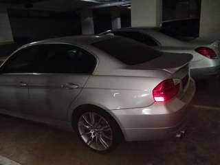 BMW E90 325i STATUS JT JALAN TERUS...