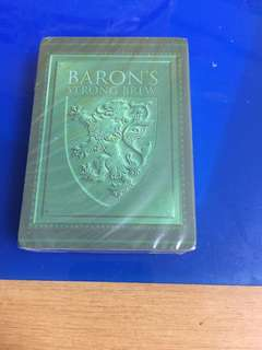 Baron's beer (playing card)