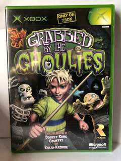 Grabbed by the Ghoulies for Microsoft XBOX