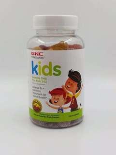 🇺🇸美國GNC兒童DHA軟糖120粒