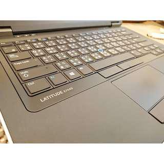 DELL E7440 戴爾商務筆電 Ultrabook 海量256G SSD