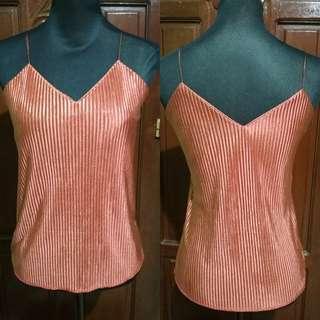 Brand new sleeveless