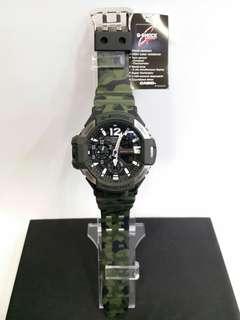 """GA-1100SC-3A卡西歐品牌手錶""""Casio""""""""G-Shock""""日本機芯一年保養"""