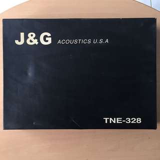 J&G Acoustic Wireless Microphone system