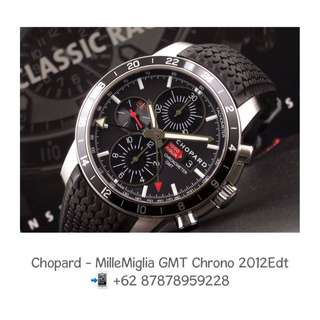 Chopard - Mille Miglia GMT Chronograph '2012 Edition'