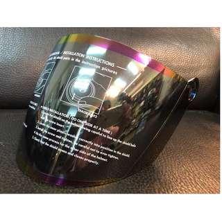 🚚 💥 出清特價💥 SOL 27Y 安全帽 - 電彩片 墨片 (單鏡片)