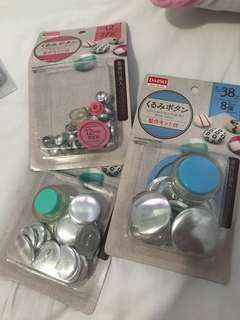 Button making kit php150 for 3