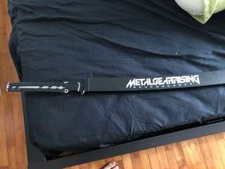 Metal gear solid hf blade
