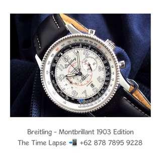 Breitling - Montbrillant 1903 Edition