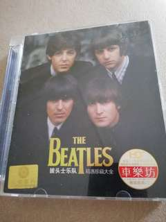 The Beatles 3CD's pack