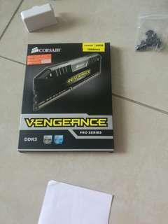 Corsair Vengence Pro series DDR3 2x8gb RAM