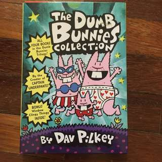 The Dumb Bunnies Collection by Dav Pilkey