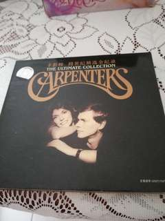 Carpenters ultimate collections 2CD