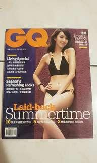 🚚 GQ 瀟灑 國際中文版 July 2008 no.142 隋棠 初家晴 陳建州 pagani