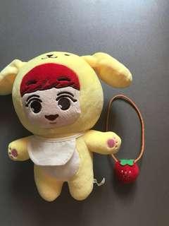 EXO doll chanyeol 布丁狗 公仔 玩偶
