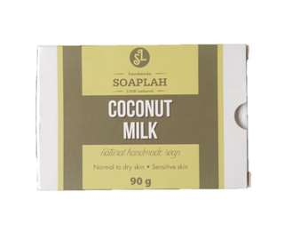 Cold Processed Soap Bar - Coconut Milk