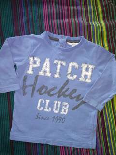 Pumpkin Patch shirt (12-18 months)