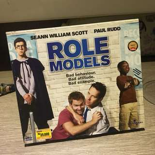 Role Models (orginal vcd)