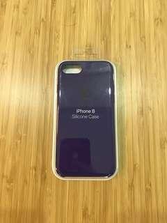 I phone 6, 7, 8 原裝Apple矽膠電話穀(Case)