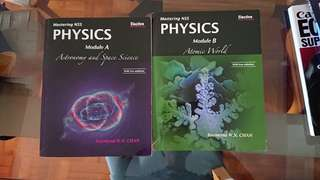 NSS Mastering Physics Atomic Astronomy Space Science
