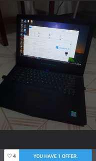 Alienware 15 r3 gtx1070