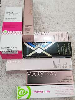 Mary Kay clearance sale short expiry ALL MUST GO ! While stock last