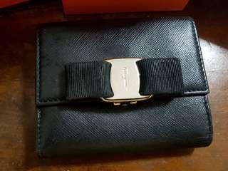 Ferragamo wallet 銀包